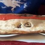Größte Pizza am kleinsten Fluss