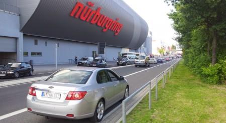 Der Epica am Nürburgring