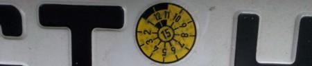 Das TÜV-Siegel