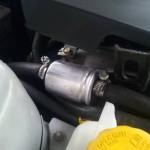 Der LPG-Gasfilter